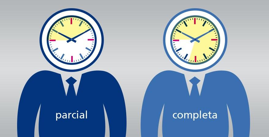 Trabajo a jornada parcial o completa cu l prefieres for Horario oficina randstad